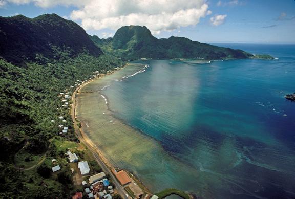 American Samoa Drone Laws