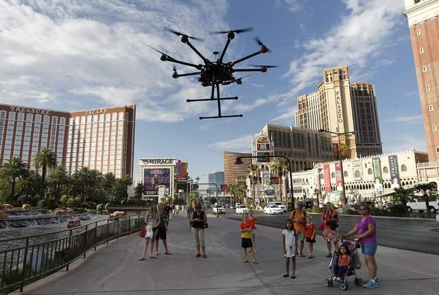 Nevada Drone Laws