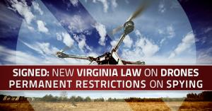 Virginia Drone Laws